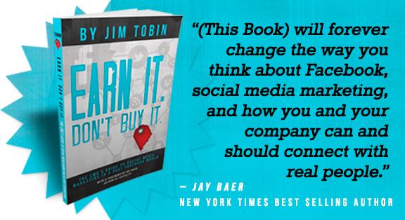 Jay Baer Social Media Marketing Quote Jim Tobin